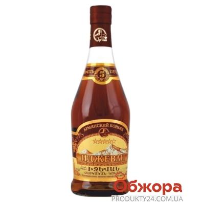 Коньяк Иджеван (Ijevan) 5* 0,5 л – ИМ «Обжора»