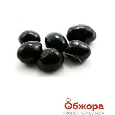 Маслины Греция Лариса (Сергеос) большие черные вес – ИМ «Обжора»