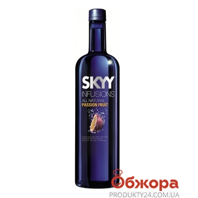 Водка Скай (SKYY) маракуя 0,7л – ИМ «Обжора»