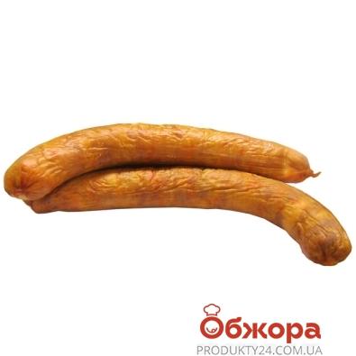 Колбаса Векка Домашняя на дровах п/к 1/с – ИМ «Обжора»