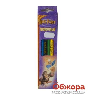 Карандаши цветные 6 Гарри Поттер (Harry Potter), длинные        2127-6 – ИМ «Обжора»