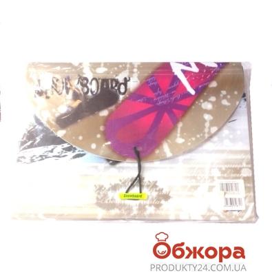 Папка на резинке цветная,6 отделений 1871 – ИМ «Обжора»