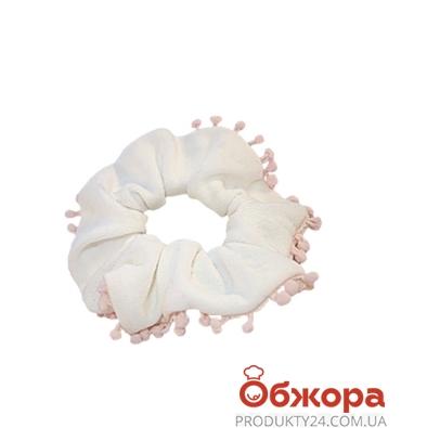 Резинка-декор Ласковая для волос из ткани 51700 – ИМ «Обжора»