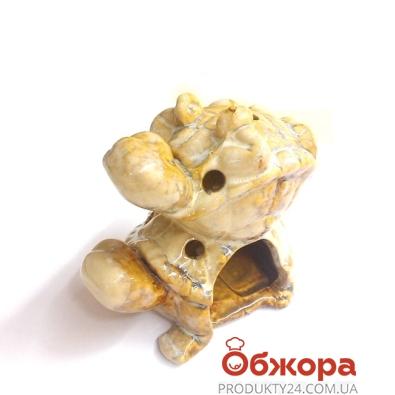 Подсвечник Черепаха, 4 вида,керамика П* 51132 – ИМ «Обжора»