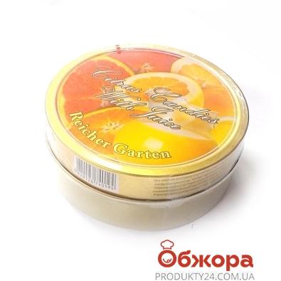 Леденцы Ричер Гартен цитрусовый микс с соком 180г – ИМ «Обжора»