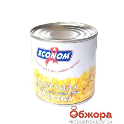 Кукуруза Эконом 400г – ИМ «Обжора»
