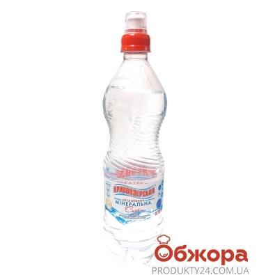 Вода Кривоозерская б/газа 0,75л – ИМ «Обжора»