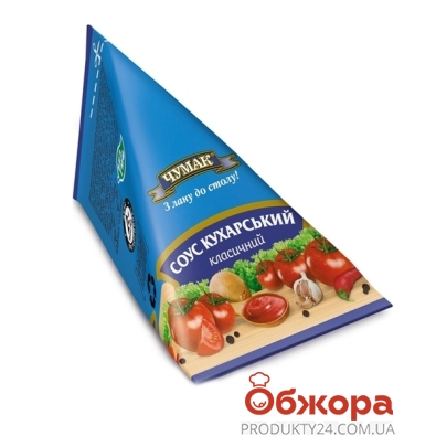 Соус Чумак 65г Кухарский классич. пирам – ИМ «Обжора»
