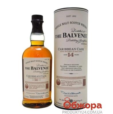Виски Балвени 0.7л 14 лет – ИМ «Обжора»