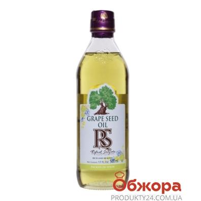 Виноградное масло RS 0,5 л – ИМ «Обжора»