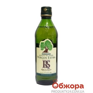 Оливковое масло RS экстра 0,5 л – ИМ «Обжора»