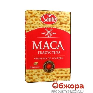 Маца Санте (Sante) традиционная 180г – ИМ «Обжора»