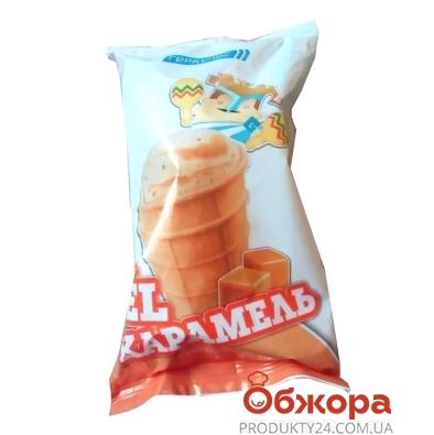 Мороженое Геркулес Ель-карамель 65г – ИМ «Обжора»