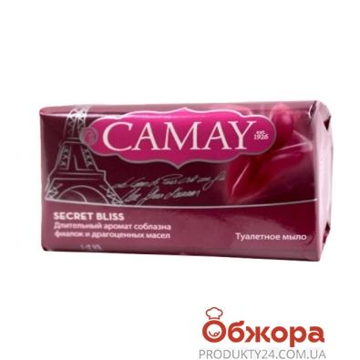 Мыло Камей (CAMAY) Тайное блаженство 85 г – ИМ «Обжора»