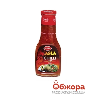 Соус Спилва (Spilva) Asia Chilli  300г – ИМ «Обжора»
