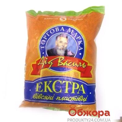 Хлопья Дед Василий Овсяные 500 г – ИМ «Обжора»