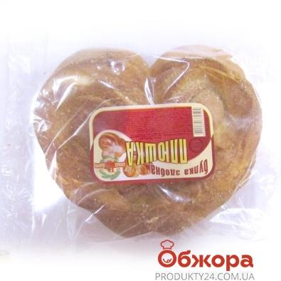 Булочка Новое Дело Плюшка 200 г – ИМ «Обжора»