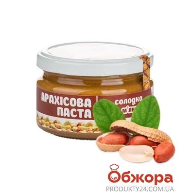 Паста арахисовая Мастер Боб Мягкая 200 г – ИМ «Обжора»