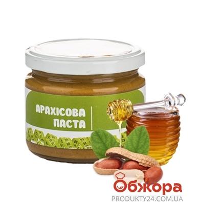 Паста арахисовая Мастер Боб Фитнес 300 г – ИМ «Обжора»