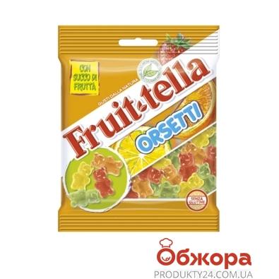 Жевательный мармелад Фрутелла (Fruittella) 90г orsetti – ИМ «Обжора»