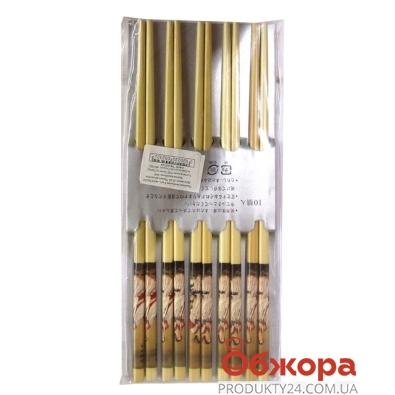 Набор палочки для суши  5 шт светлые 232 – ИМ «Обжора»