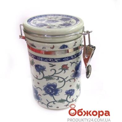 Емкость для чая с металлическим зажимом 4 вида 148 – ИМ «Обжора»