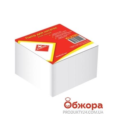 Бумага для заметок белая  90*90*30 мм – ИМ «Обжора»