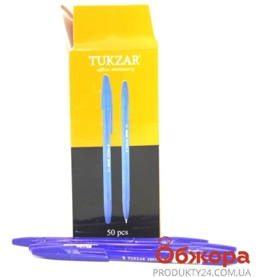 "Ручка шариковая  ""Tukzar"" 1,0 мм Р*1145 – ИМ «Обжора»"