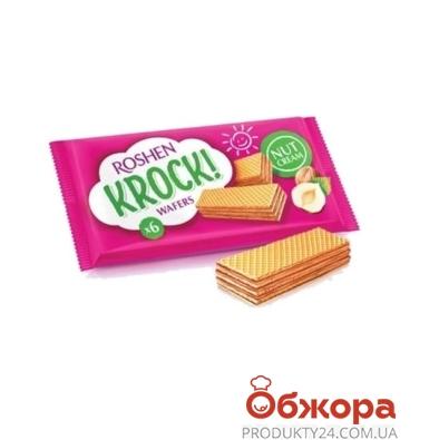 Вафли Рошен  Krock орех 40г – ИМ «Обжора»