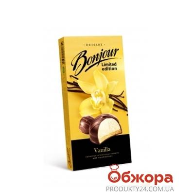 Десерт Конти (Konti) Бонжур ваниль 160 г – ИМ «Обжора»