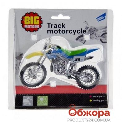 Мотоцикл трековый озвуч. 10784-2788А – ИМ «Обжора»