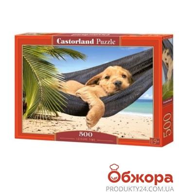 Игрушка Пазл Castorland 500 животные 0039 – ИМ «Обжора»
