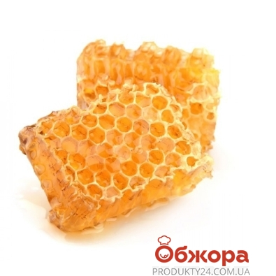Мед в сотах весовой – ИМ «Обжора»