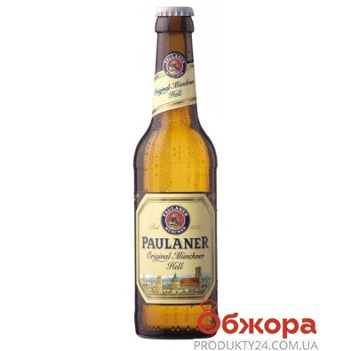 Пиво Пауланер (Paulaner) Original 0,33 л – ИМ «Обжора»