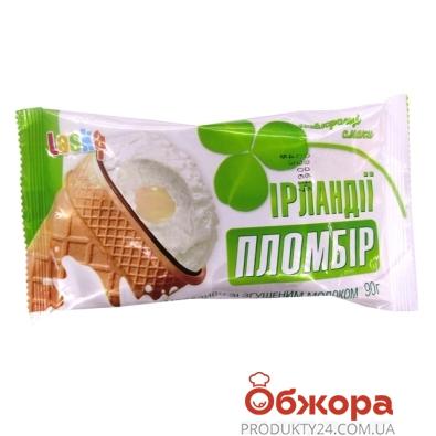 Мороженое Ласка Новозеландский пломбир эскимо 80 г – ИМ «Обжора»