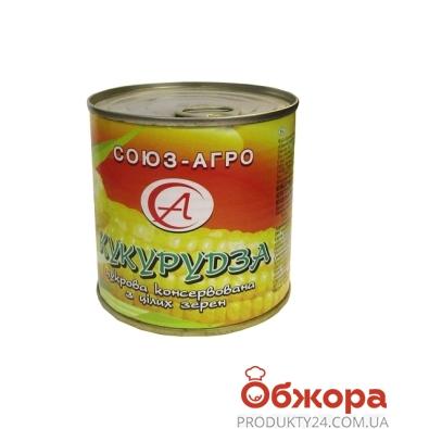 Кукуруза Союз-Агро 420г – ИМ «Обжора»