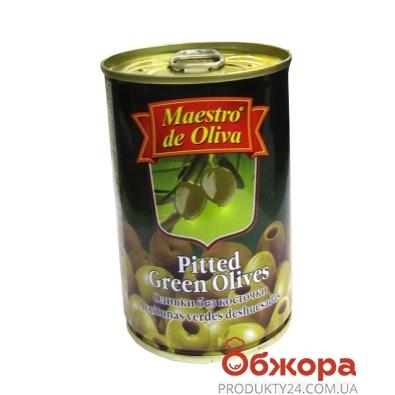 Оливки Маэстро де олива (Maestro de Oliva) 280г б/к – ИМ «Обжора»