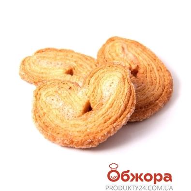 Печенье Грона (Grona) ушки вес – ИМ «Обжора»