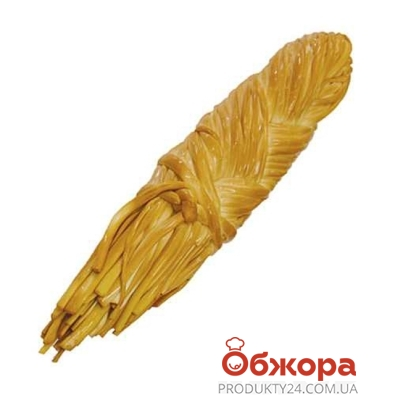 Сыр Косичка копченый Полтавочка 120 г 30% – ИМ «Обжора»