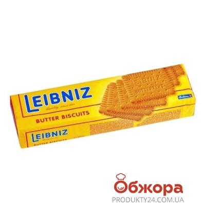 Печенье Лейбниц (Leibniz) маслянно-сливочное 200 г – ИМ «Обжора»
