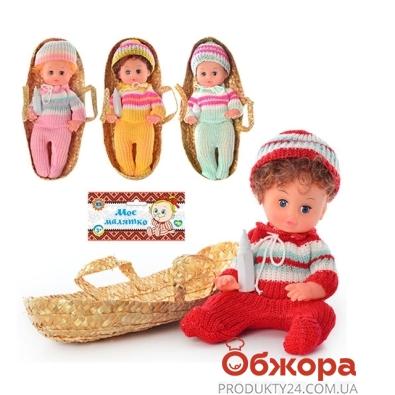 Игр. Кукла  HU 133 MB Любочка, кул., 35 см – ИМ «Обжора»