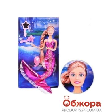 Игр. Кукла DEFA 20983 Русалка,меняет цвет волос,кор. 33см – ИМ «Обжора»