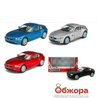 Игр. Машинка KINSMART KT 5318 W BMW Z4 COUPE, інерц., кор. – ИМ «Обжора»