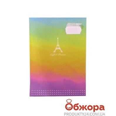 Блокнот А6 80 ветная бумага 160 лист. 0019 Б*0019 – ИМ «Обжора»