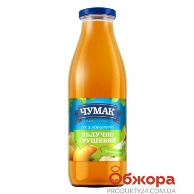 Сок Чумак яблоко-груша 0,75 л – ИМ «Обжора»