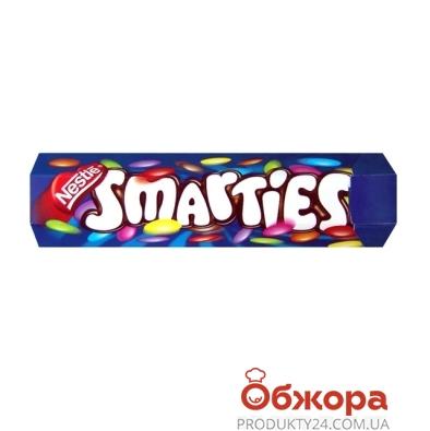 Драже Нестле (Nestle) смартис 38 г – ИМ «Обжора»