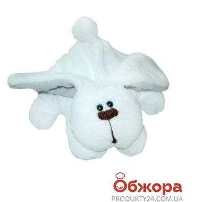 Зайчик Снежок мал. ЗА-0046 – ИМ «Обжора»