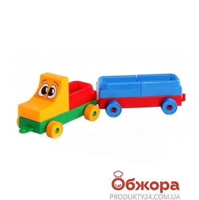 Конструктор Чудо-авто мини 14эл. 39097 – ИМ «Обжора»