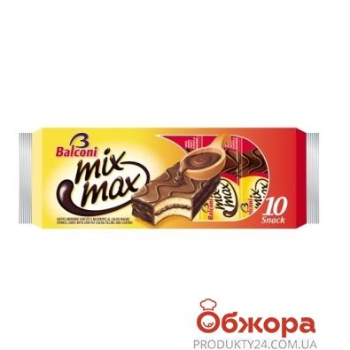 Бисквит Балкони mix max шоколад 350г – ИМ «Обжора»