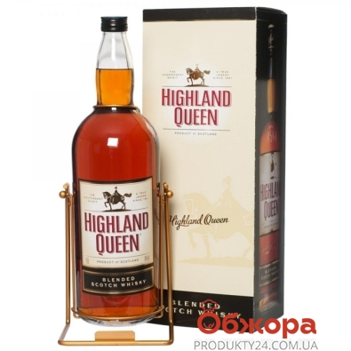 Віскі Highland Queen 4,5л – ІМ «Обжора»